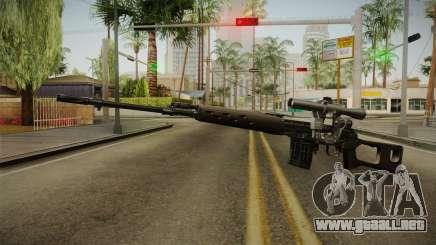 El arma de la Libertad v5 para GTA San Andreas