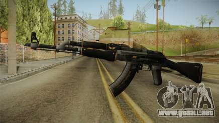CS: GO AK-47 Elite Build Skin para GTA San Andreas