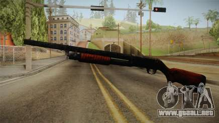 Silent Hill Downpour - Shotgun SH DP para GTA San Andreas