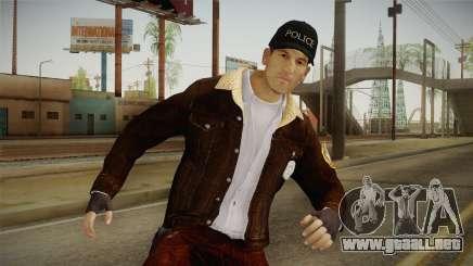 Shane TWD Comic Skin para GTA San Andreas