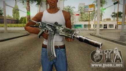 El arma de la Libertad v1 para GTA San Andreas