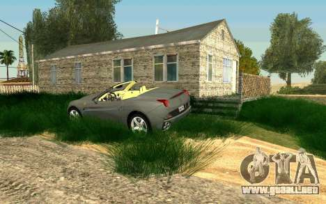 La recuperación del pueblo de Fort Carson para GTA San Andreas séptima pantalla