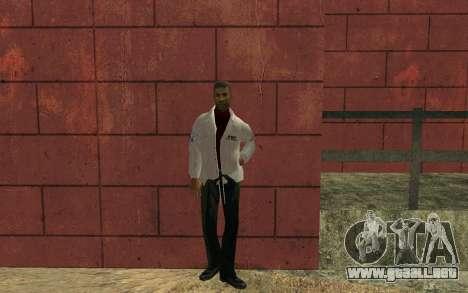 La recuperación del pueblo de Fort Carson para GTA San Andreas segunda pantalla