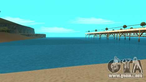 New particle.txd HD para GTA San Andreas tercera pantalla