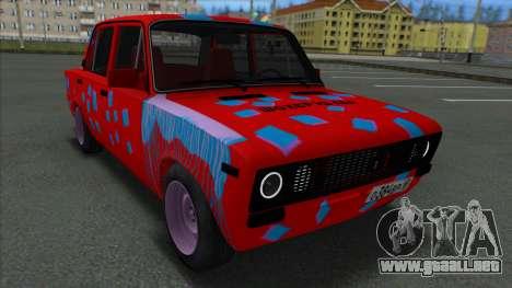 VAZ 2106 Shaherizada 2.3 GVR MTA para GTA San Andreas