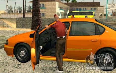 La recuperación del pueblo de Fort Carson para GTA San Andreas décimo de pantalla
