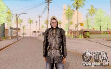 Degtyarev bandido de la chaqueta de S. T. A. L.  para GTA San Andreas