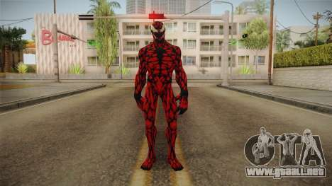 Marvel Contest Of Champions - Carnage para GTA San Andreas