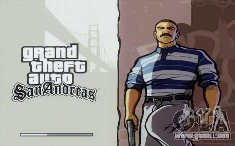 Loadscreens Remastered (HD) para GTA San Andreas séptima pantalla