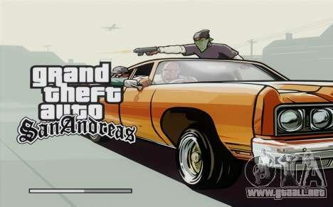 Loadscreens Remastered (HD) para GTA San Andreas sexta pantalla