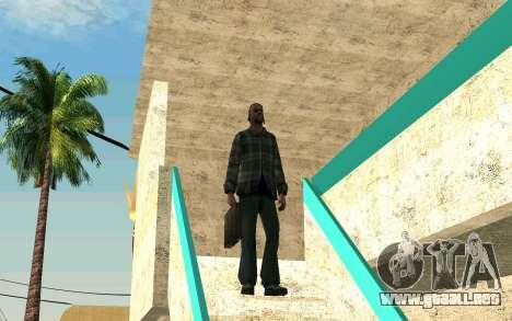 La recuperación del pueblo de Fort Carson para GTA San Andreas novena de pantalla