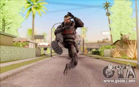 S. T. A. L. K. E. R. Zulu para GTA San Andreas quinta pantalla