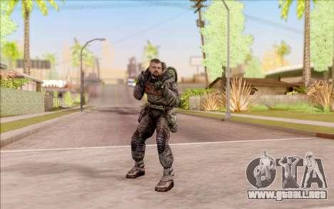 S. T. A. L. K. E. R. Zulu para GTA San Andreas sexta pantalla