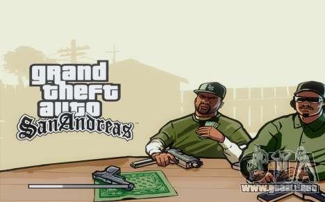 Loadscreens Remastered (HD) para GTA San Andreas quinta pantalla