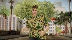DLC GTA 5 Online Skin 3 para GTA San Andreas