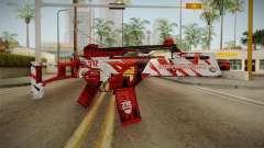 SFPH Playpark - SFC G36C para GTA San Andreas