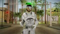 Punisher Dead Winter Skin para GTA San Andreas