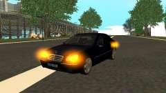 Mercedes-Benz C180 Armenian para GTA San Andreas