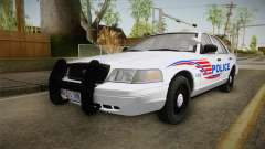 Ford Crown Victoria Police v2 para GTA San Andreas