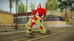 Sonic Forces: Custom Hero para GTA San Andreas