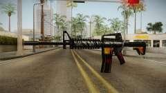 SFPH Playpark - Immortal M4A1 para GTA San Andreas