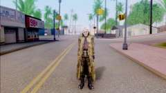 Friki en el manto de S. T. A. L. K. E. R para GTA San Andreas