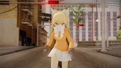 Kemono Friends Red Fox para GTA San Andreas