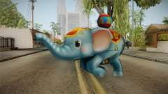 SFPH Playpark - Elephant Toy para GTA San Andreas