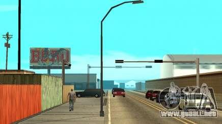 New particle.txd HD para GTA San Andreas