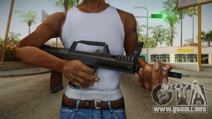 Battlefield 4 - QBZ-95 para GTA San Andreas