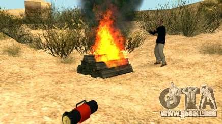 Maccer, Paul Rosenberg después de la historia para GTA San Andreas