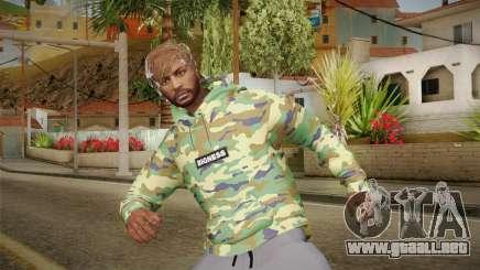 Skin Random Nigga (Outfit Import Export) para GTA San Andreas