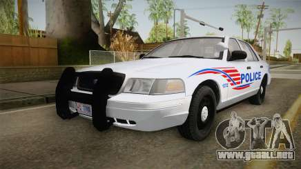 Ford Crown Victoria Police v2 para GTA San Andreas