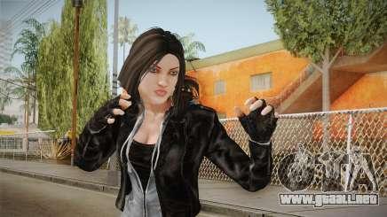 Marvel Heroes - Jessica Jones Netflix para GTA San Andreas