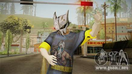 Borderlands Skin Vip para GTA San Andreas