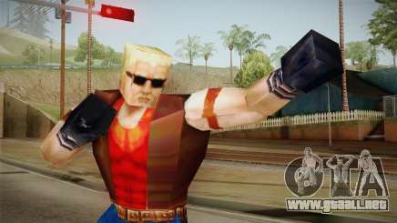 Duke Nukem - Time To Kill Skin para GTA San Andreas