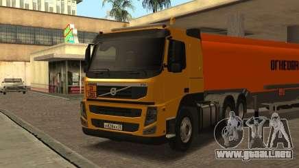 Volvo FM13 para GTA San Andreas