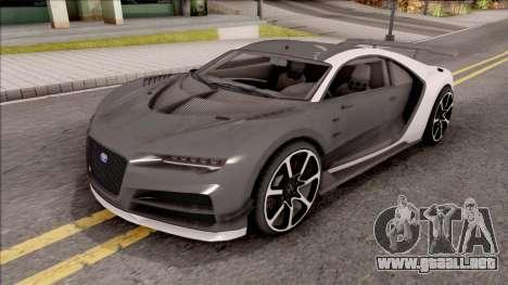 Truffade Nero from GTA V para GTA San Andreas