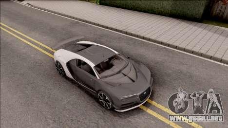 Truffade Nero from GTA V para la visión correcta GTA San Andreas