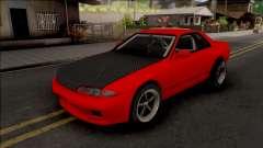 Nissan Skyline R32 Drag v2 para GTA San Andreas