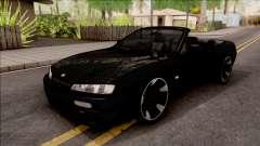 Nissan 200SX Cabrio para GTA San Andreas