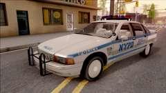 Chevrolet Caprice Police NYPD para GTA San Andreas