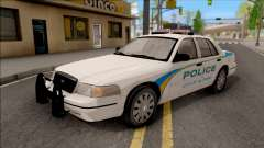 Ford Crown Victoria 2007 Altoona PD para GTA San Andreas