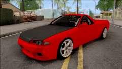 Nissan Skyline R32 Pickup Drift Monster Energy para GTA San Andreas