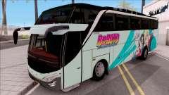 Adi Putro Royal Coach SE Boruto v1 para GTA San Andreas