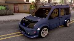 Ford Connect Kafkas Performance para GTA San Andreas