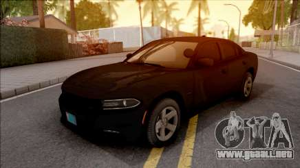Dodge Charger Unmarked 2015 para GTA San Andreas