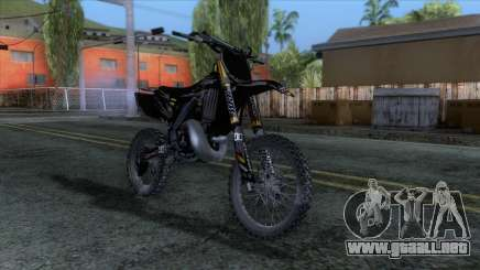 Yamaha YZ 250 FMX para GTA San Andreas