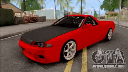 Nissan Skyline R32 Pickup Drift Monster Energy para GTA San Andreas