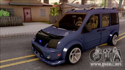 Ford Connect Kafkas Performance para GTA San Andreas